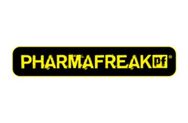 Pharmafreak brand logo