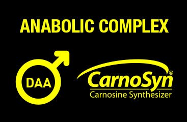 Anabolic Complex with DAA and Carnosyn