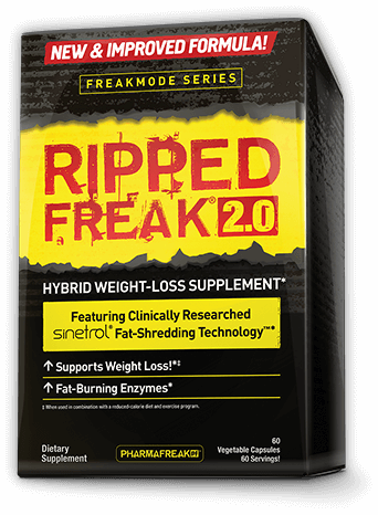 Ripped Freak 2.0 Box