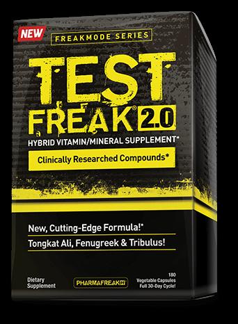 Test Freak 2.0 Box