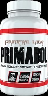 Primabol Bottle
