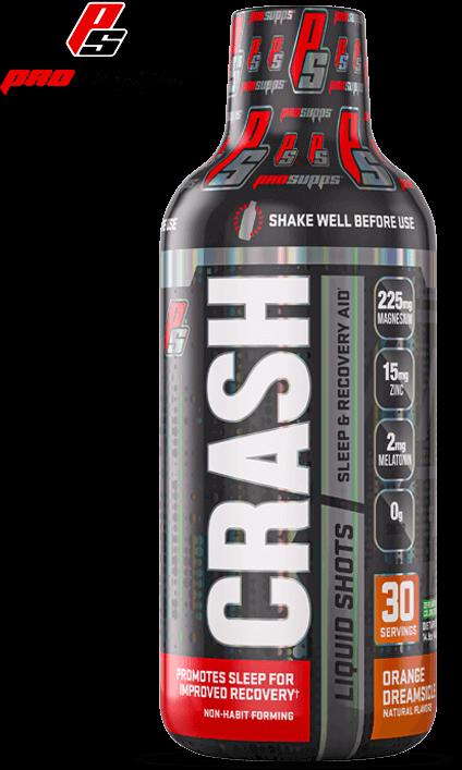 Crash-bottle