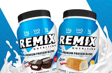 Remix Nutrition Premium Protein conatiner