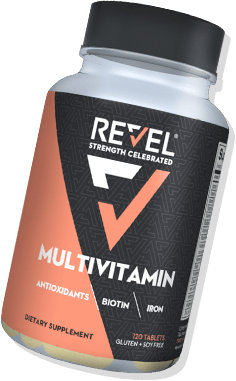 Multivitamin Container