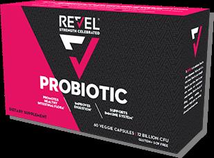 Revel Probiotic Box