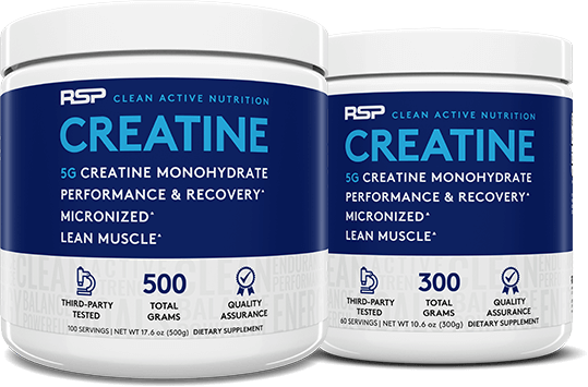 Creatine Containers