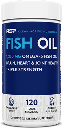 Fish Oil Container