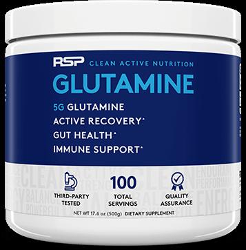 Glutamine Container