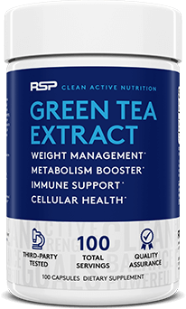 Green Tea Extract Container