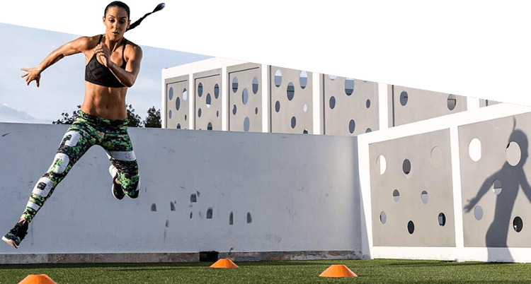 RSP Athlete Jumping