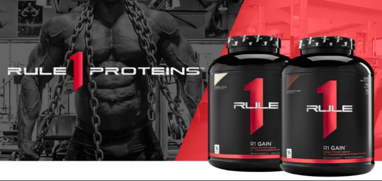 Rule 1 Proteins™ - R1 Gain