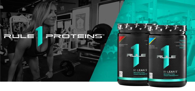 Rule 1 Proteins™ - R1 Lean 5