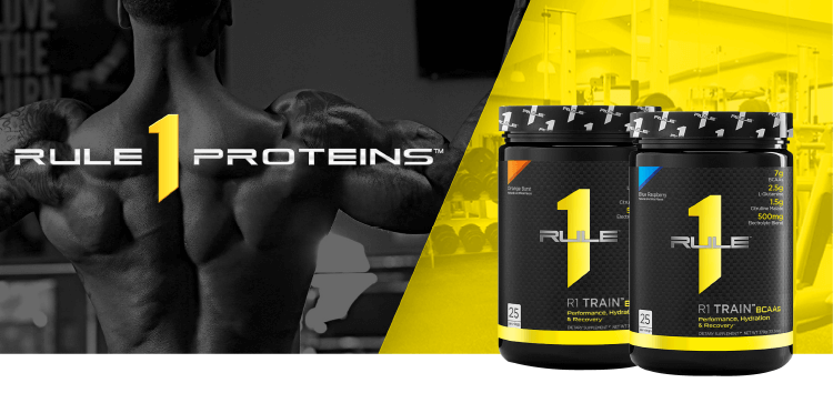 Rule 1 Proteins™ - R1 Train BCAAs