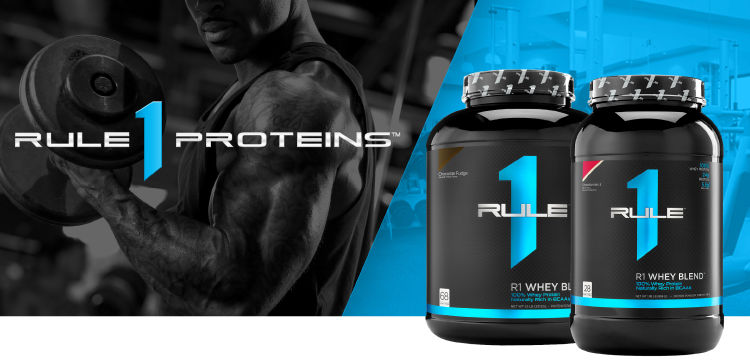 Rule 1 Proteins™ - R1 Whey Blend