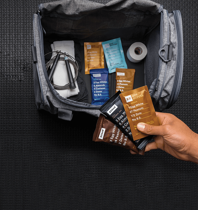 RX Nut Butter Packets