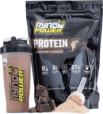 Protein Bag and Shaker