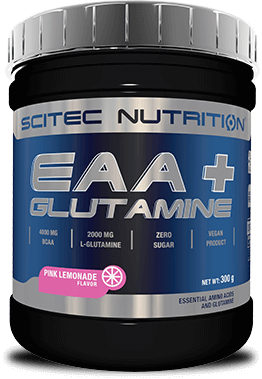 EAA + Glutamine Container
