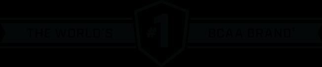 the world's #1 BCAA brand
