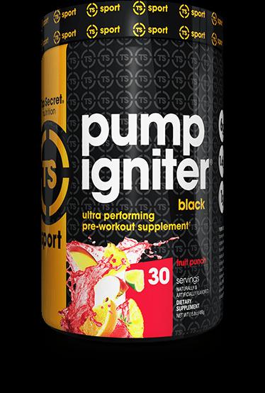 Pump Igniter Container
