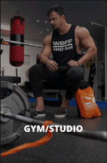 Train in a Gym/Studio