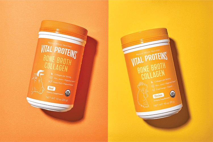 Bone Broth Collagen Containers