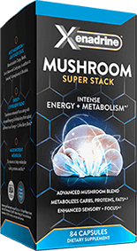 Mushroom Super Stack Box
