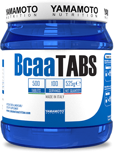 Bcaa TABS Container