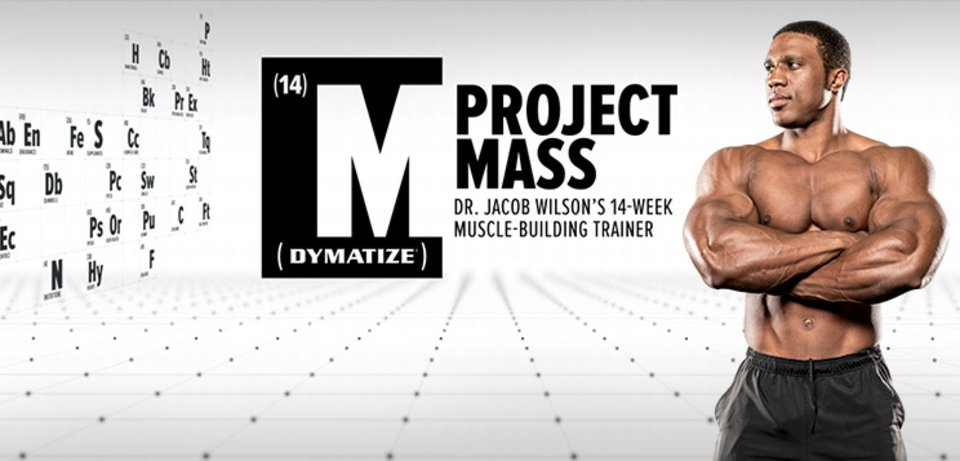 Project Mass: Jake Wilson's 14-Week Muscle-Building Trainer