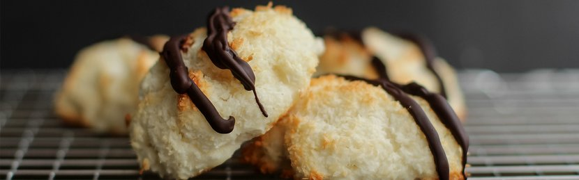 Protein Coconut Macaroons!