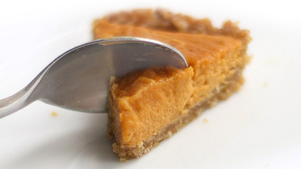 Protein Pumpkin Pie