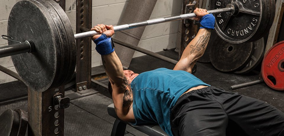 Boost Your Bench Press With This Cutting Edge Study