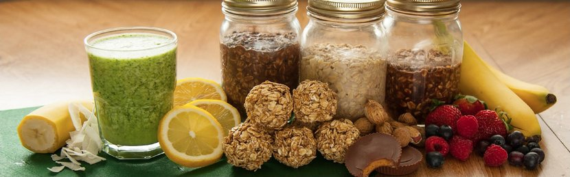 6 Whey Delicious Protein Treats!