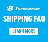 bodybuilding.com shipping faq