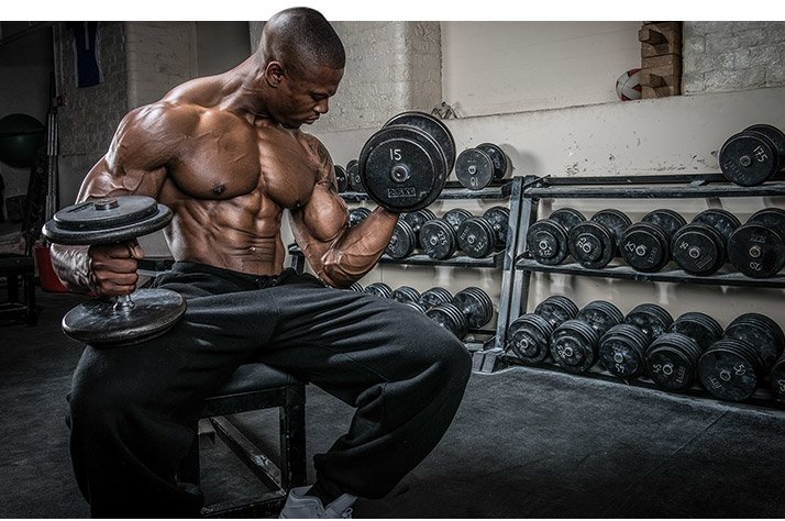 Simeon Panda's 5 Keys To A Great Arm Routine