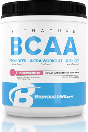 Bodybuilding.com Signature CLA tub