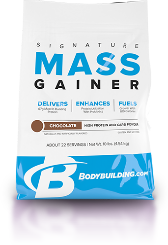Bodybuilding.com Mass Gainer