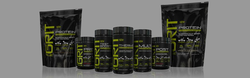 Supplement Company Of The Month: True Grit
