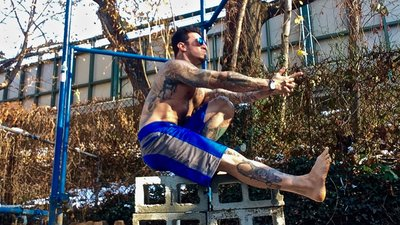 The 4 Best Calisthenics Exercises To Build Jacked Legs