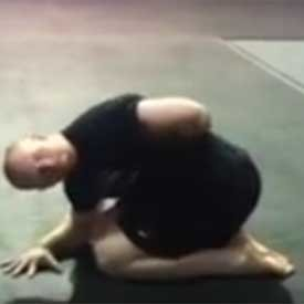 Thoracic extension rotation