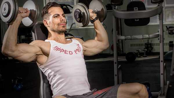 Build That Freaky Upper Body With This Workout!