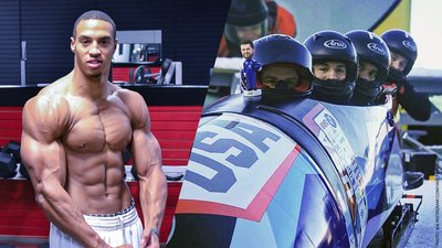 Olympic Interview: The Bodybuilder Who Became A Bobsledder!