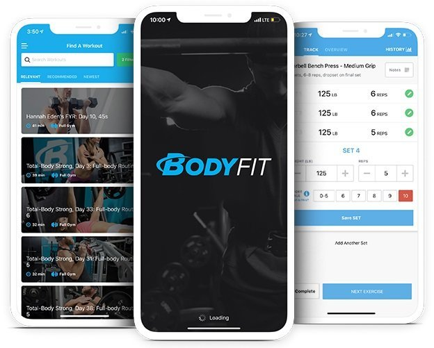 BodyFit: The Ultimate Fitness Solution
