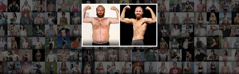 Mark Lost 50 Pounds In 12 Weeks And Is Still Going Strong!