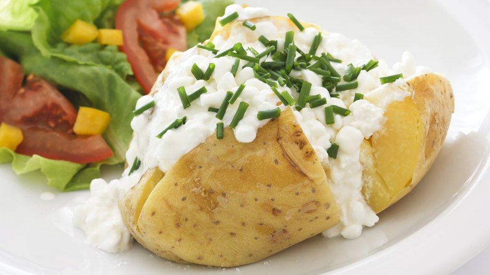 Wednesday Baked Potato Extreme