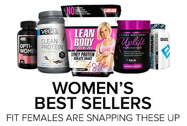 Women's Best Sellers. Fit Females Are Snapping These Up