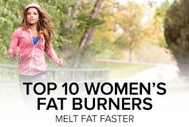 Top 10 Women's Fat Burners