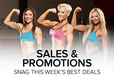 Sales & Promotions. Snag This Week's Best Deals